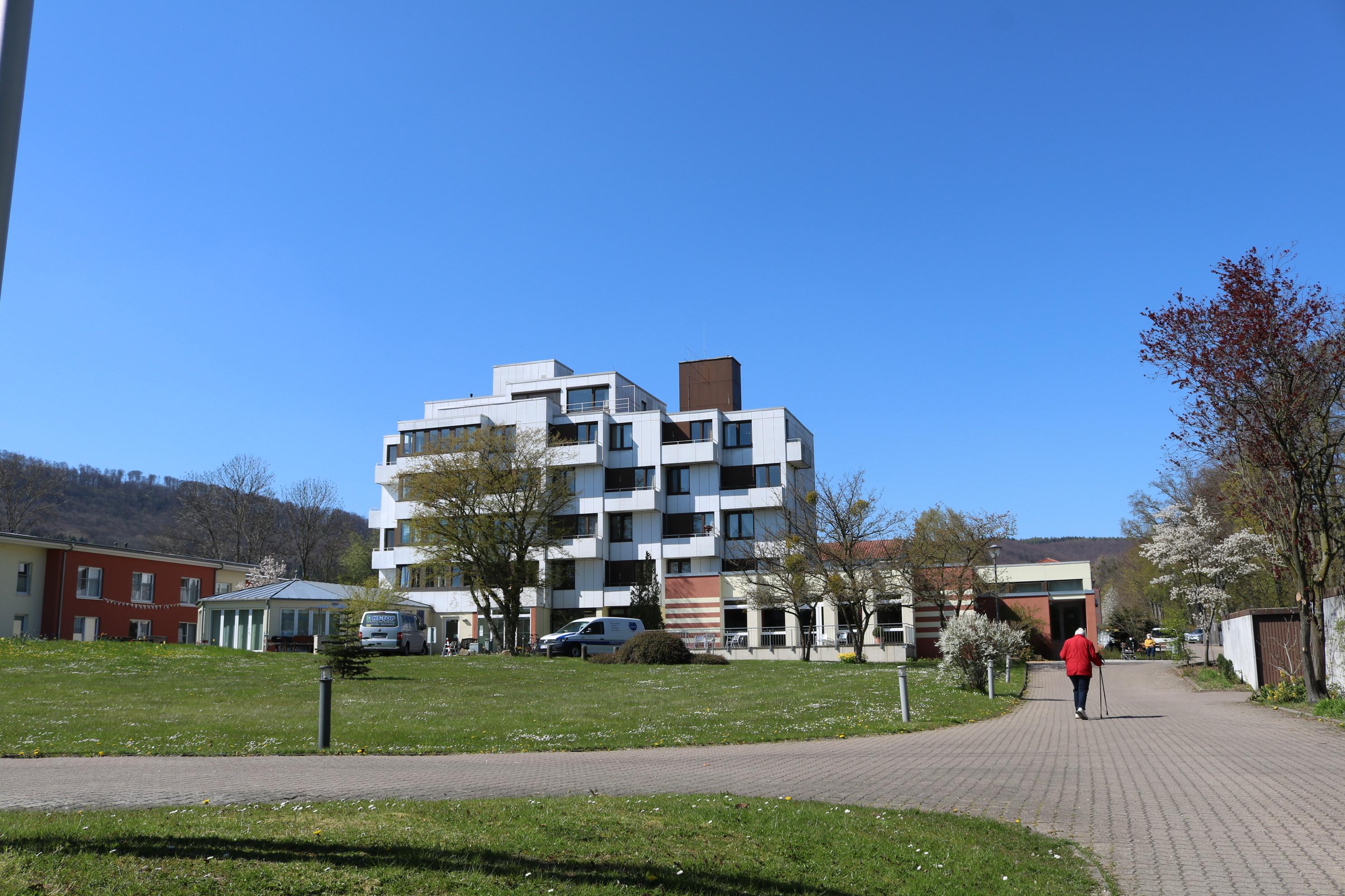 Unser Diakoniezentrum in Springe